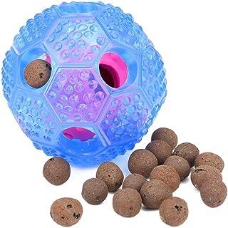 Mumoo Bear Interactive Dog Toy - IQ Treat Ball Food Dispensing Toys