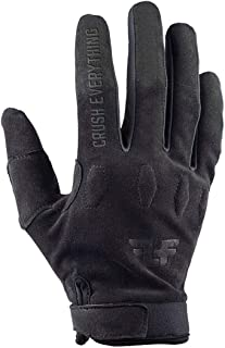 Line of Fire Gauntlet Precision Touch Screen Gloves Black