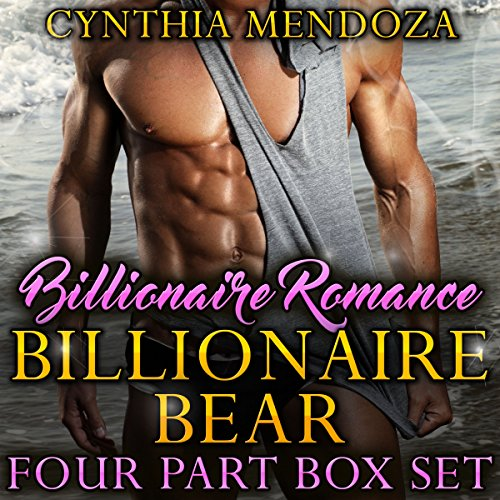 Billionaire Bear audiobook cover art