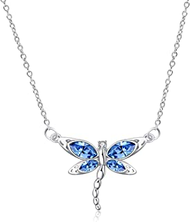 Best amber dragonfly necklace Reviews