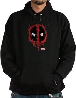 Deadpool Splatter Mask Hoodie (Dark) Sweatshirt