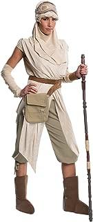 Rubie's Women's Star Wars Episode Vii: the Force Awakens Grand Heritage Rey Costume