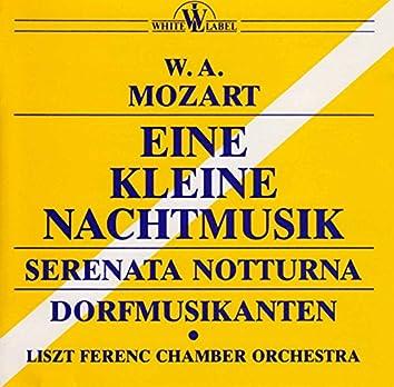 Mozart: Eine Kleine Nachtmusik - Serenata Notturna - Dorfmusikanten