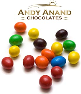 Andy Anand Milk Chocolate Peanuts Sugar Free Gift Boxed & Greeting Card, Delicious, Succulent & Divine Birthday Valentine Christmas Holiday Mothers Fathers Day Basket for Men & Women (1Lbs)