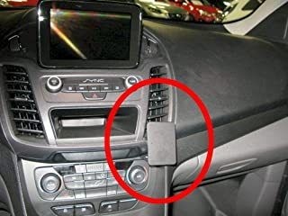 Brodit | ProClip Fahrzeughalter 855451 | MADE IN SWEDEN | Winkelbefestigung | für linkslenkende Fahrzeuge | passt für alle Brodit Gerätehalter