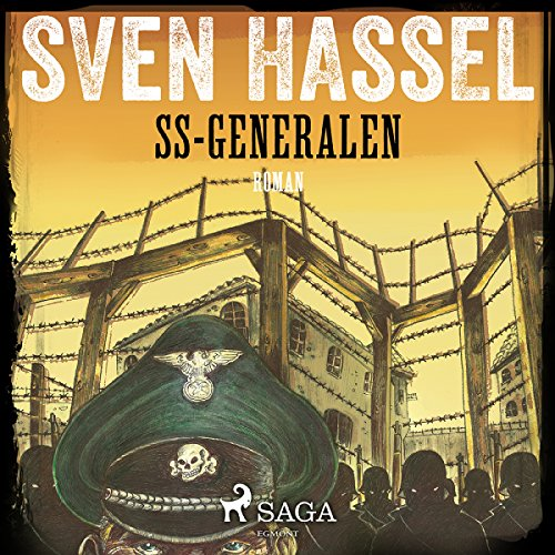 SS-generalen audiobook cover art