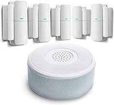 Sponsored Ad - Home Zone Security Smart Wireless Door, Window Sensor and Security Siren Alarm Kit (5-Pack)