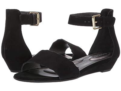 Rockport Total Motion Zandra Curve Ankle (Black) Women