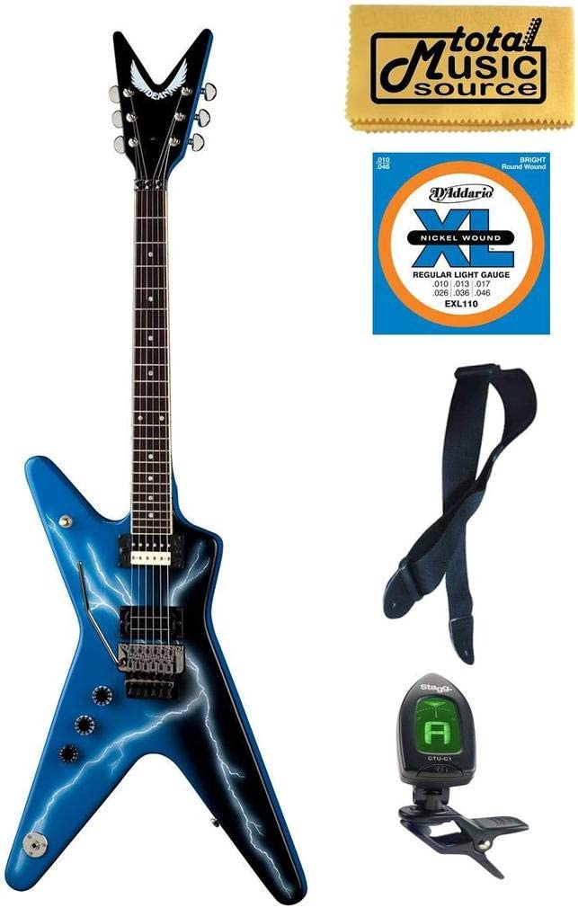 Dean Sale special price Guitars Left Hand overseas DimeBag ML HELL FROM Electric Guitar DFH