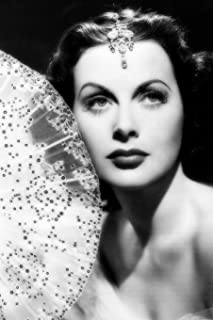 Hedy Lamarr notebook - achieve your goals, perfect 120 lined pages #1
