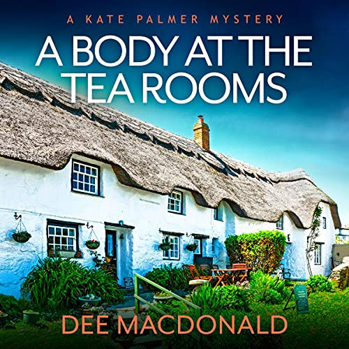 A Body at the Tea Rooms cover art