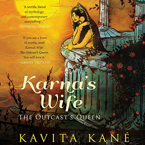 Karna's Wife audiobook cover art
