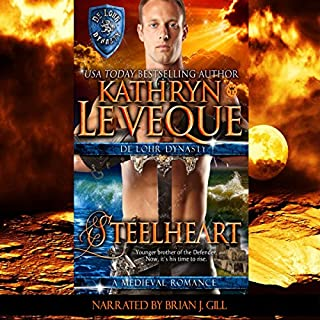 Steelheart audiobook cover art