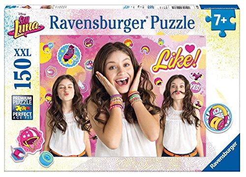 Ravensburger - 10036 - Puzzle Luna s'amuse Soy Luna 150 pièces