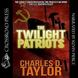 The Twilight Patriots audiobook cover art