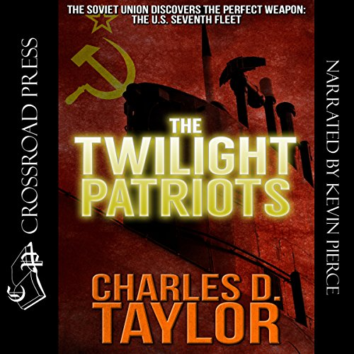 The Twilight Patriots audiobook cover art