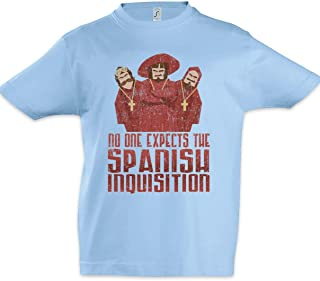 No One Expects The Spanish Inquisition Kids Boys Children T-Shirt