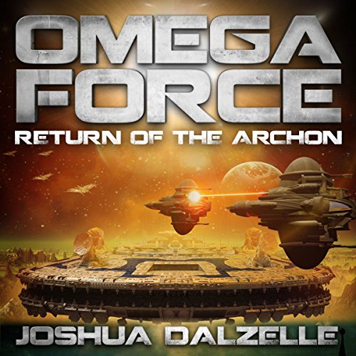 Return of the Archon audiobook cover art