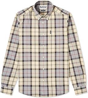 Barbour Tartan Shirt Dress-L