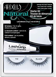 ccb0bf7186a Ardell 110 Natural Eye Lashes Starter Kit