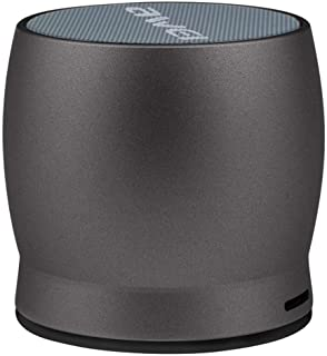 Awei Y500 Mini Wireless Bluetooth Speaker Cannon Speaker Stereo Music with Microphone - Black