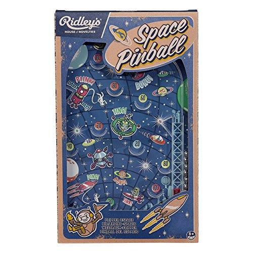 Ridley's | Space Pinball Spiel | Klassisches Old School Spiel | Großer Spaß