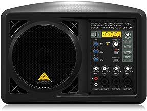 Behringer B207MP3 B207MP3 Behringer Eurolive B207MP3 Compact Speaker, Black