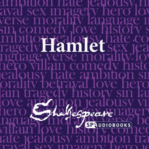 SPAudiobooks Hamlet (Unabridged, Dramatised) cover art