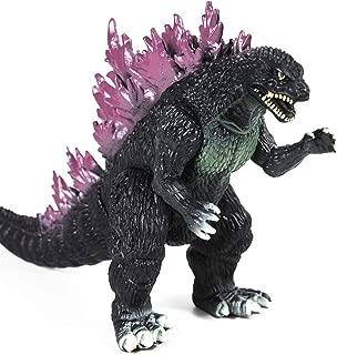 NICEGO Godzilla Movie Monster Series Godzilla 2019 (Godzilla: King of The Monsters) Soft Vinyl Figure