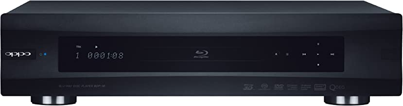 OPPO BDP-95 Universal Audiophile 3D Blu-ray Disc Player