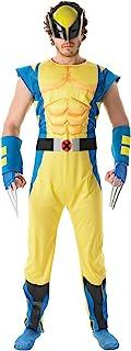 Rubies Disfraz Oficial de Marvel Wolverine Deluxe, para