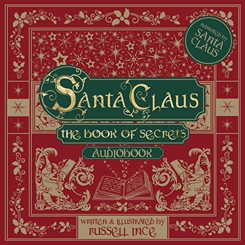 Couverture de Santa Claus: The Book of Secrets
