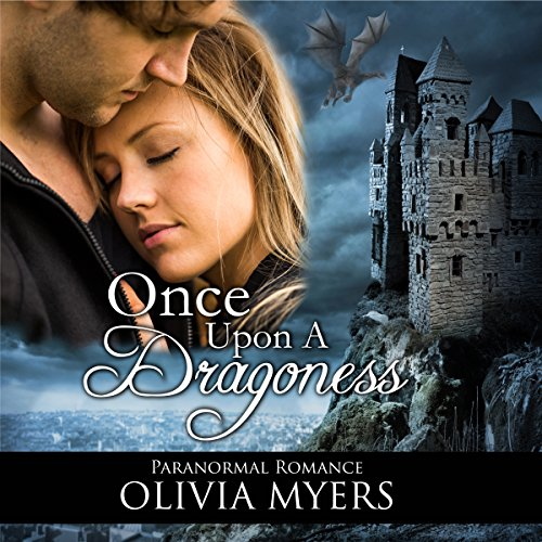 Once upon a Dragoness audiobook cover art