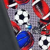 NOVELY® Oxford 600D D9 Ballsport Bälle Print Polyester