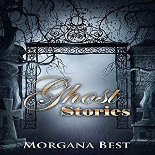 Ghost Stories: Funny Cozy Mystery Series (Witch Woods Funeral Home Book 4) audiobook cover art