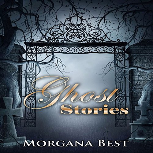 Ghost Stories: Funny Cozy Mystery Series (Witch Woods Funeral Home Book 4) cover art