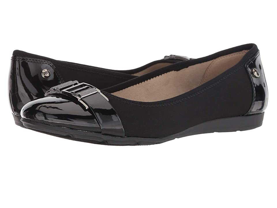Anne Klein Abandoned (Black Multi Fabric) Women