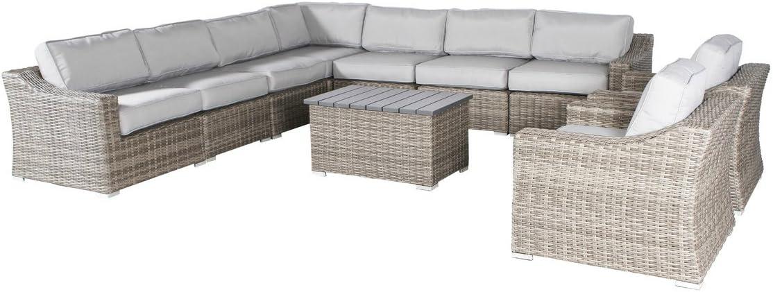 Century Modern Outdoor Patio Sofa Set Rattan Albuquerque Mall Washington Mall Wicker Sea
