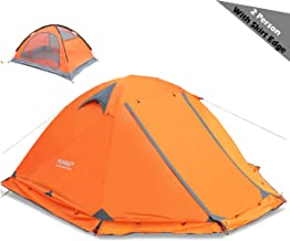 TRIWONDER 2 Person 4 Season Tent for Backpacking Camping Outdoor Waterproof Lightweight Hiking Tent