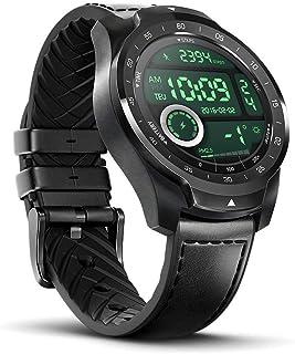 Ticwatch Pro 2020 - Smartwatch, 1GB RAM, Pantalla en Capas para Larga duración de la batería, NFC, 24H frecuencia cardíaca...