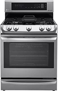 Best lg lrg4115st gas range Reviews