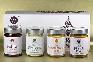 Watcharee's Thai Sauces Gift Set (4 Pack)