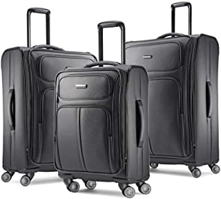 Samsonite Leverage LTE Softside Expandable Luggage with Spinner Wheels