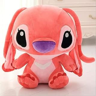 50cm Big Plush Doll Toys Anime Lilo y Stitch Stich Peluches para niños Regalo de cumpleaños para niños Rojo