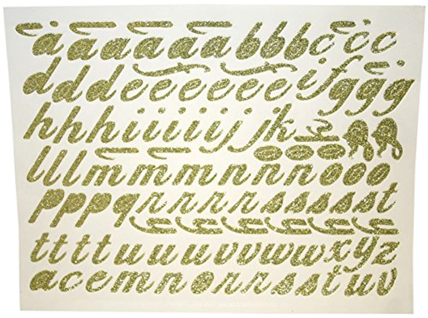 Reliant Ribbon Script Word Std Rd Ribbon, 1 Piece, Gold