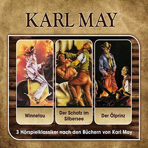 Karl May - Hörspielbox 1 Titelbild