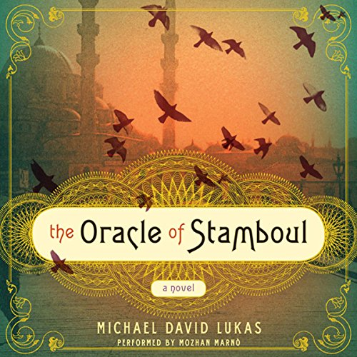 Couverture de The Oracle of Stamboul
