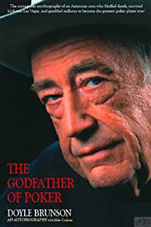 The Godfather of Poker by Doyle Brunson (10-Nov-2009) Hardcover
