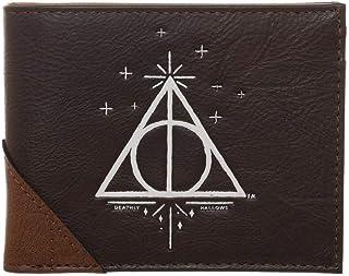 Harry Potter Deathly Hallows Bi-Fold Wallet
