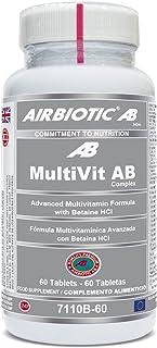 AIRBIOTIC Multivitamin Complex 60 Comp. 0.1. 100 g